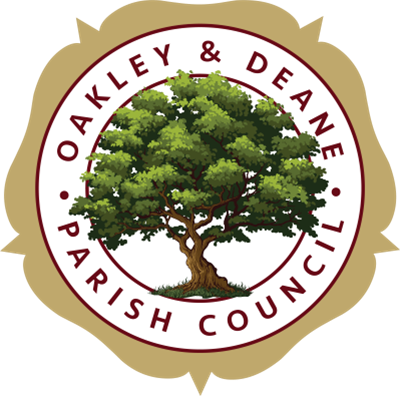 Oakley & Deane Parish Council Logo